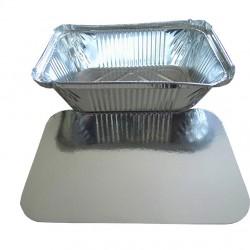 Καπάκι αλουμινίου (μερίδας φαγητού) R-43, 100 τεμαχίων