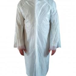 Ρόμπα πλαστική αδιάβροχη,  100 τεμάχια