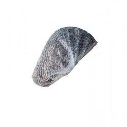 Σκουφάκι λευκό μιας χρήσης από non woven, 1000 τεμαχίων